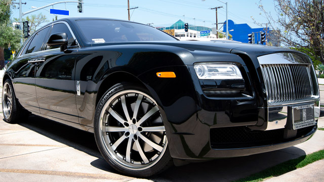 Rolls-Royce | Virginia Automotive Service